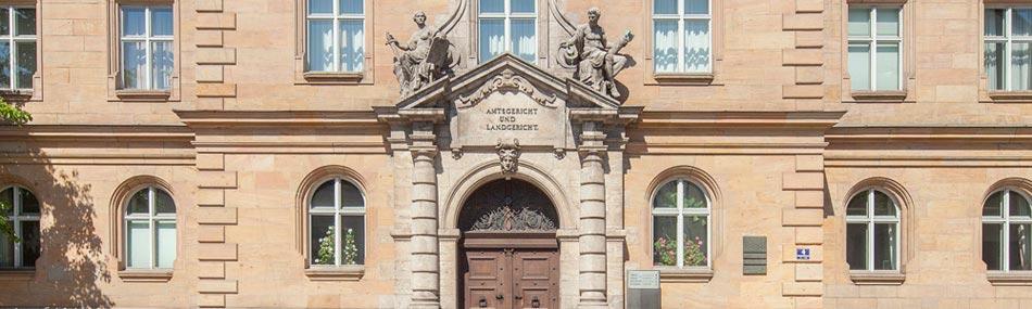 Amtsgericht Regensburg Startseite Bayerisches Staatsministerium