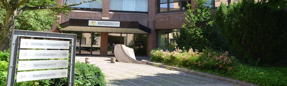 Zentrales Mahngericht Info Service Bayerisches