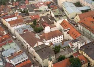 Gefängnis Passau